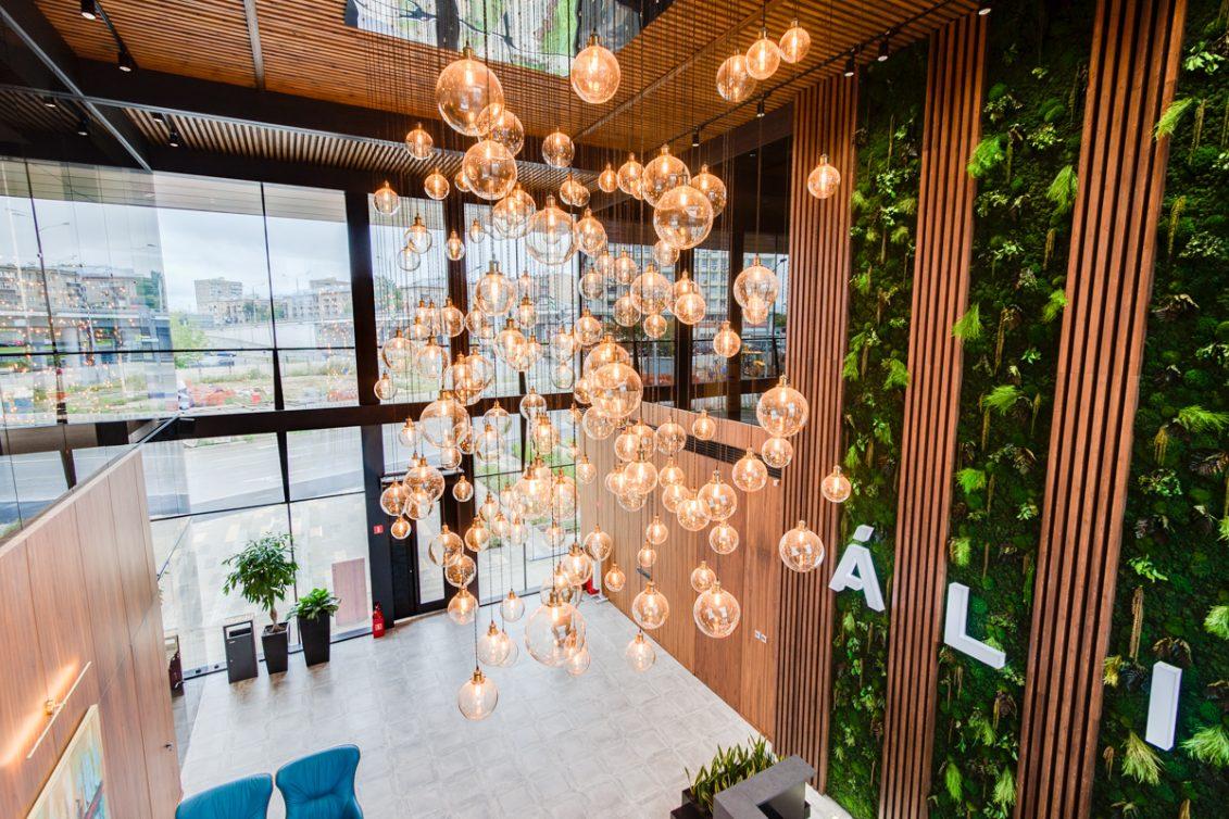 Столярное производство от Look Wood Office Project на look-office.ru